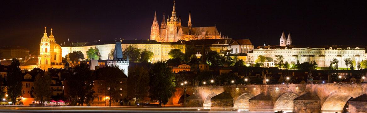 Activités soirée EVG à Prague
