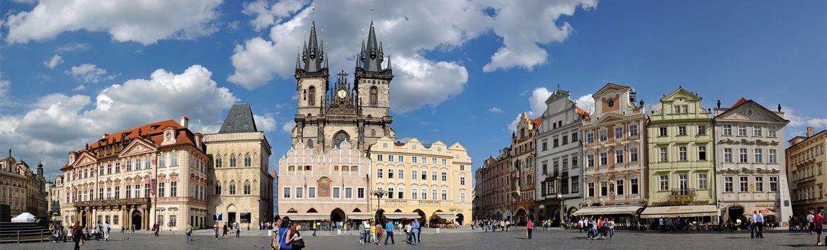 activités EVG à Prague