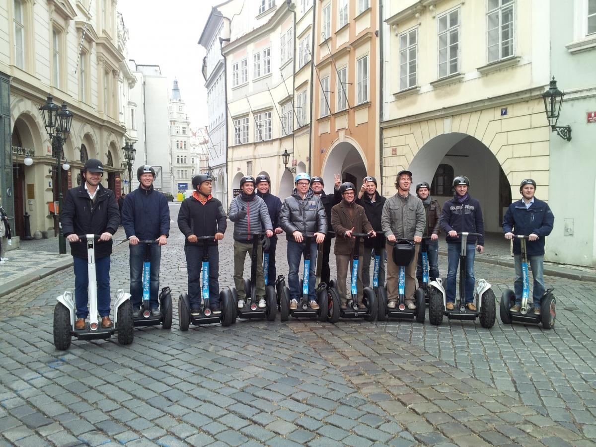 Segway evg prague