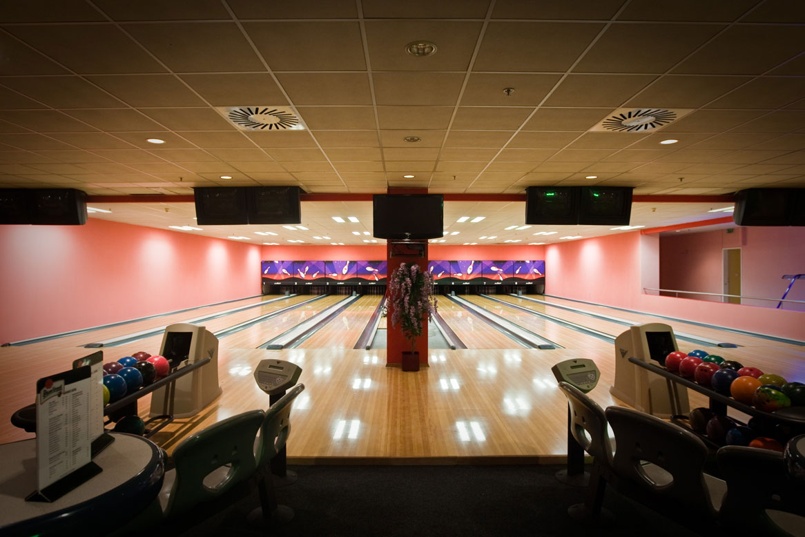 Bowling evg prague