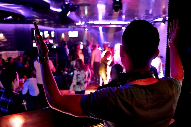 Tournée des bars evg prague