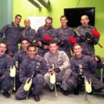 Paintball evg prague