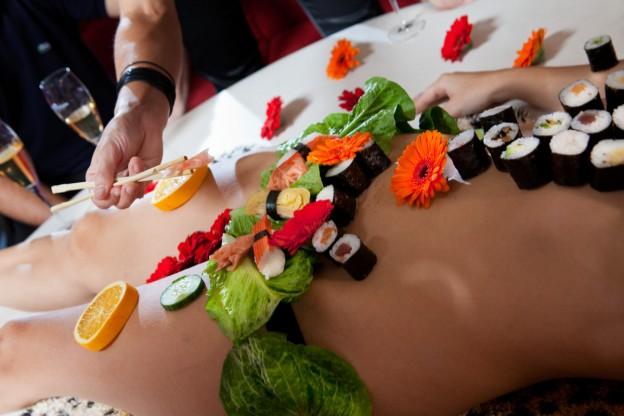Dîner body buffet EVG Prague