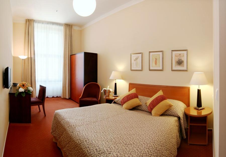 Hôtel 4 étoiles EVG Prague