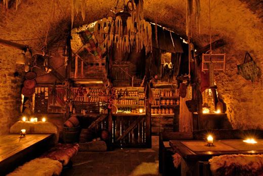 diner medieval EVG prague