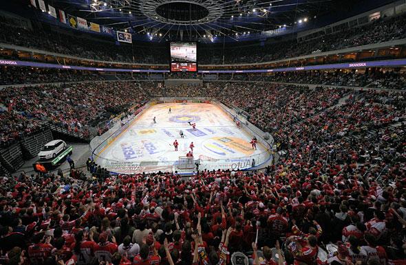Hockey evg prague