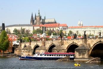 Croisière apéro EVG Prague