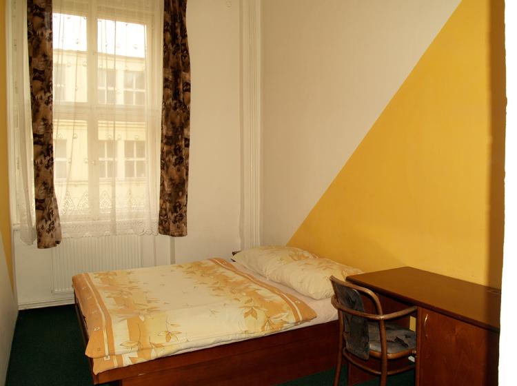 Chambre EVG à Prague