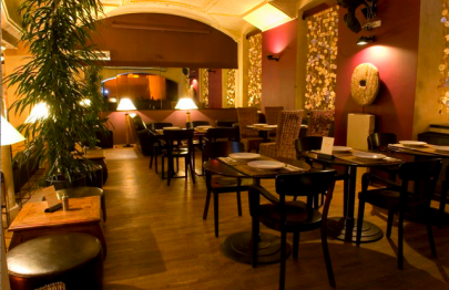 Restaurant asiatique EVG Prague
