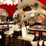 Restaurant EVG Prague