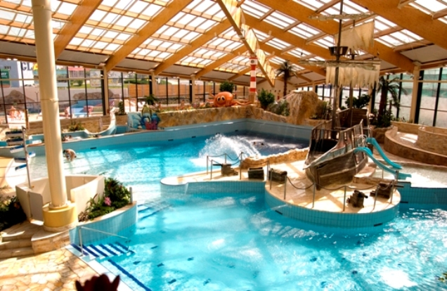 Parc aquatique EVG Prague
