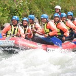Rafting EVG Prague