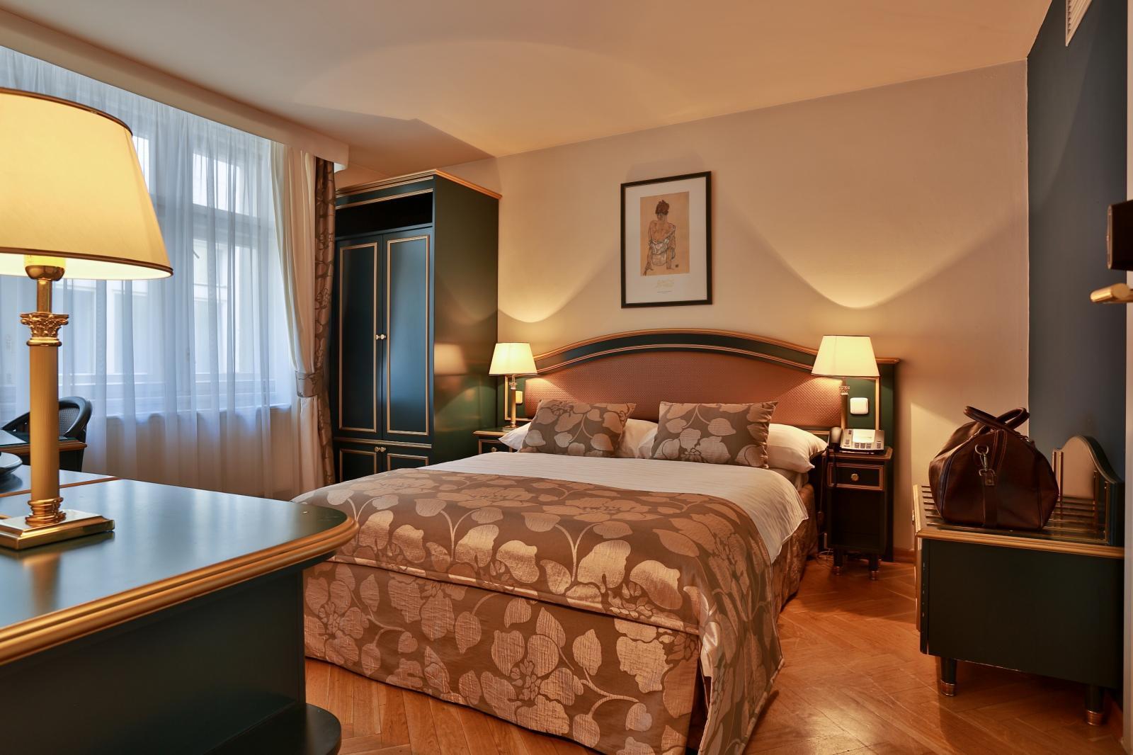 Hotel EVG Prague