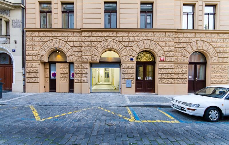 Logement EVG Prague