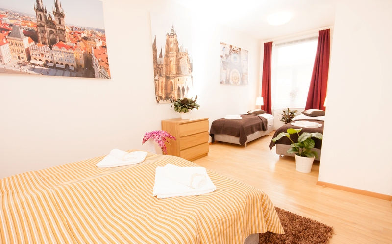 Appartement EVG Prague