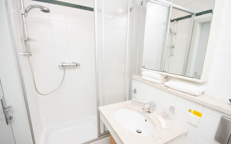 Salle de bain EVG Prague